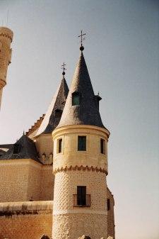 El Alcazár de Segovia   Segovia 2017