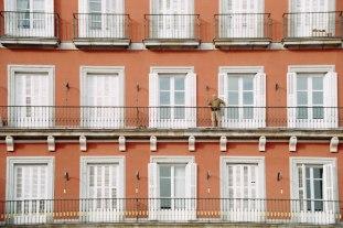 A man in Madrid | Madrid, 2017