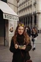 Kristen Gill   Madrid 2017