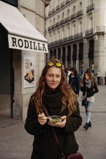 Kristen Gill | Madrid 2017